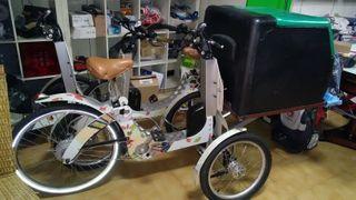 Bicicletas eléctrica para mensajeria