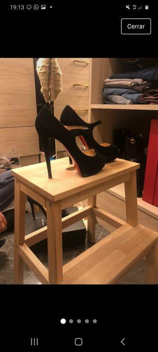 zapatos similares Christian Louboutin