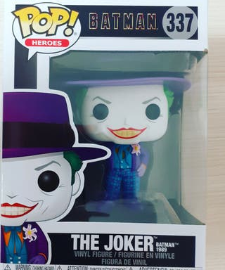 Funko Pop The Joker 1989 Batman