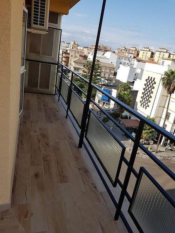 Piso en alquiler en Centro Ciudad en Fuengirola (Fuengirola, Málaga)