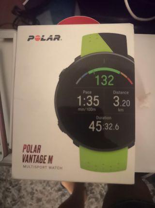 polar vantage M comprado en enero sin ticket
