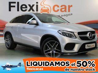 Mercedes Clase GLE GLE 350 d 4MATIC AMG