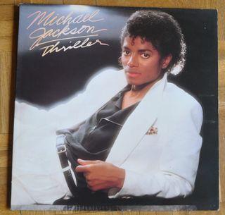 LP Thriller Michael Jackson 1982
