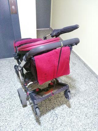 carrito bebé Jane Rider