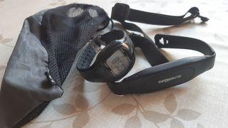 Reloj deportivo con pulsómetro
