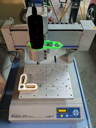Fresadora CNC GRBL