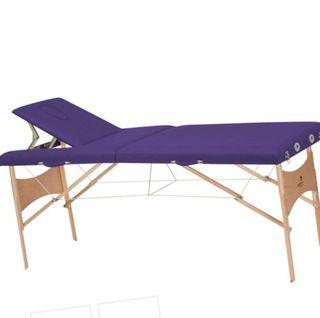 Camilla masajes plegable portátil Ecopostural