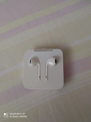 auriculares cable apple