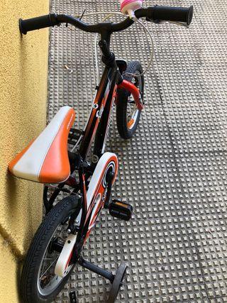 Bici de niño marca CONOR