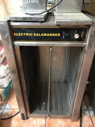 Salamandra industrial