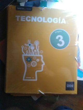 libros tecnología 3 ESO