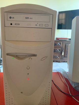 PC dinosaurio Windows 98