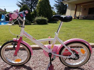 Bicicleta 3 a 7 años Decathlon