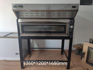 horno pizza con condensadora