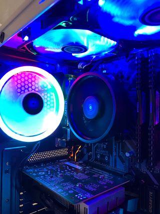 PC GAMING RYZEN 3 3100 16GB RAM GTX 1650