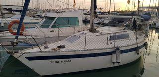 "velero furia 28 ""barco"""