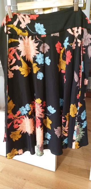 Zara falda