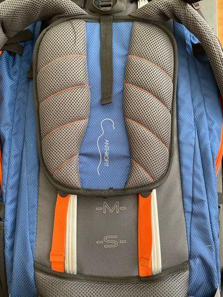 TECHNICALS Alpine Aqua II 60+10 Litre Rucksack