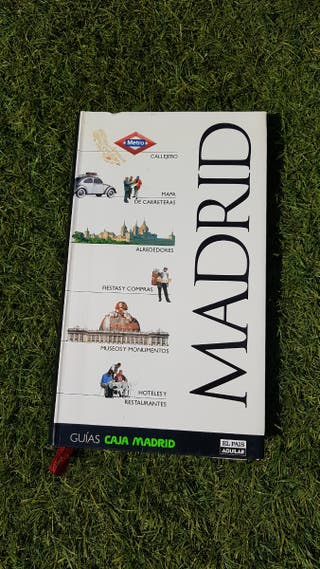 Guía viaje Madrid