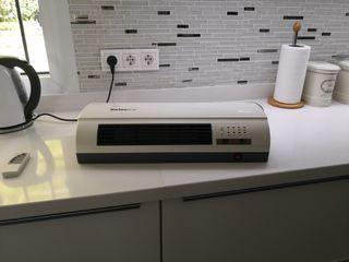 nuevo ventilador calentador para montaje en pared