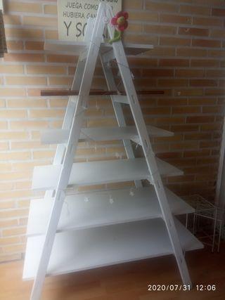 Original escalera estantería