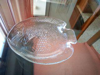 pez cristal