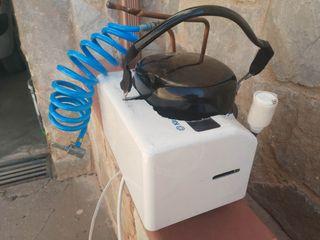Compresor electrico 220V artesanal