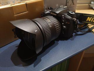 Nikon d7200 + Tokina 24-70 f2.8