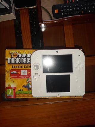 Nintendo 2DS pack New Super Mario Bros