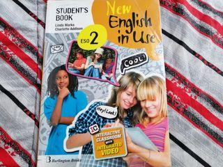 Libro de inglés 2°de ESO