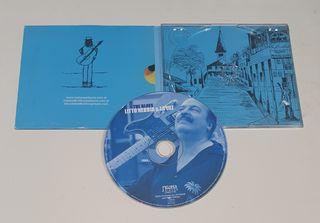 LITTO NEBIA & LA LUZ / CD / THE BLUES