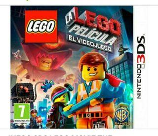 Juego Lego La película El videojuego 3DS No hago