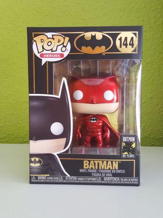 Funko Pop Batman DC 144 red metallic