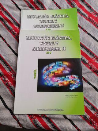Educación plástica, visual y audiovi.2°ESO