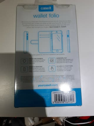 iPhone 7/8 + wallet case