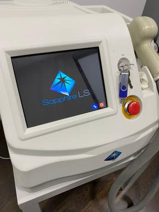 Máquina depilación láser diodo sapphir L1200