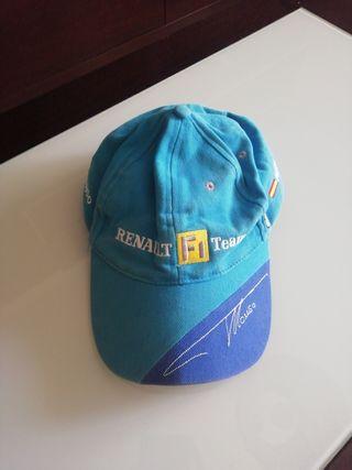 Gorra Renault Fernando Alonso