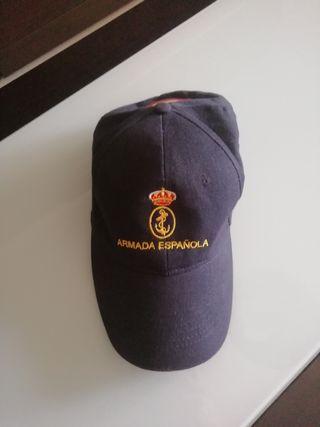Gorra Armada Española