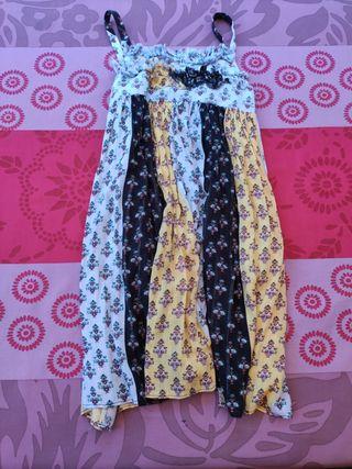 Faldas y vestido niña 6-7 años
