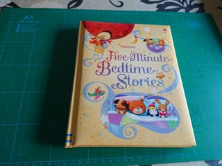 """En inglés """"Five-minute Bedtime Stories"""""""