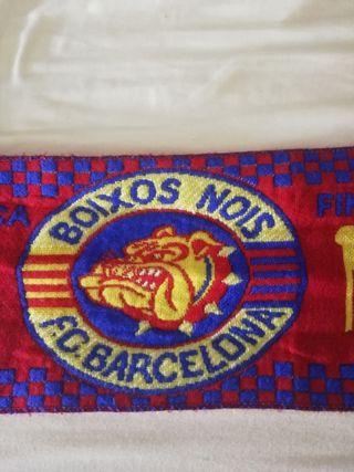 Bufanda Boixos Nois del FCB