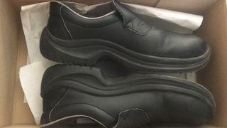 zapatos mujer de seguridad