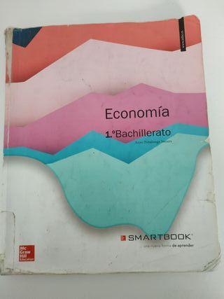 Libro de Economia / 1 Bachillerato