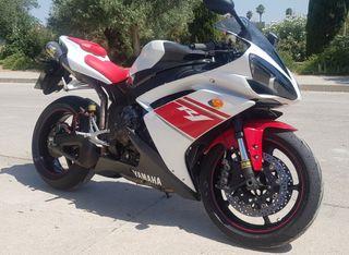 Yamaha R1 07/08 180cv 17.500km!