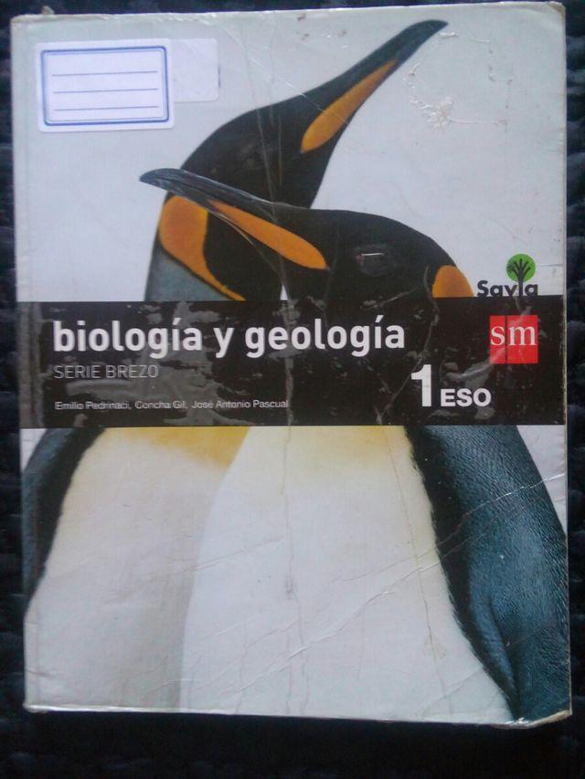 Biología y geologia1ESO.