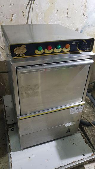 Lavavajillas industrial de barra