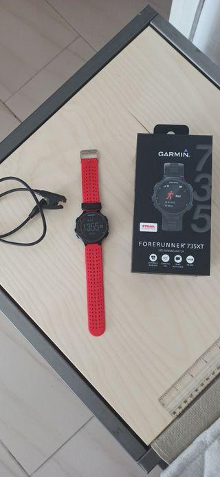 reloj GPS pulsometro Garmin con banda pectoral