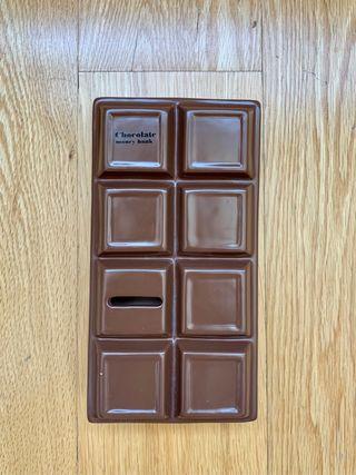 HUCHA DE TABLETA DE CHOCOLATE