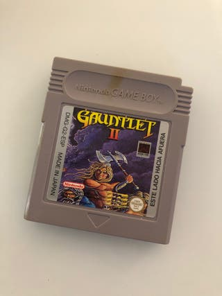 Juego Game Boy Pocket GAUNTLET II