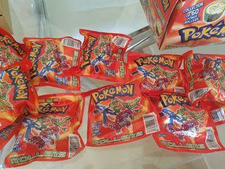 sobres rollers pokemon sin abrir !!